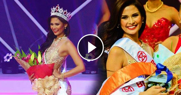 Miss World Philippines 2015 Winner Becomes The First Full Blood Filipina Title Holder!
