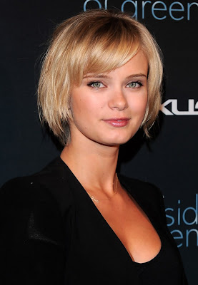 2013 short crop hairstyle