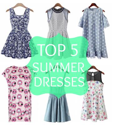 2015 summer dress