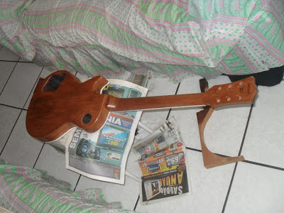 les paul luthier replica gibson