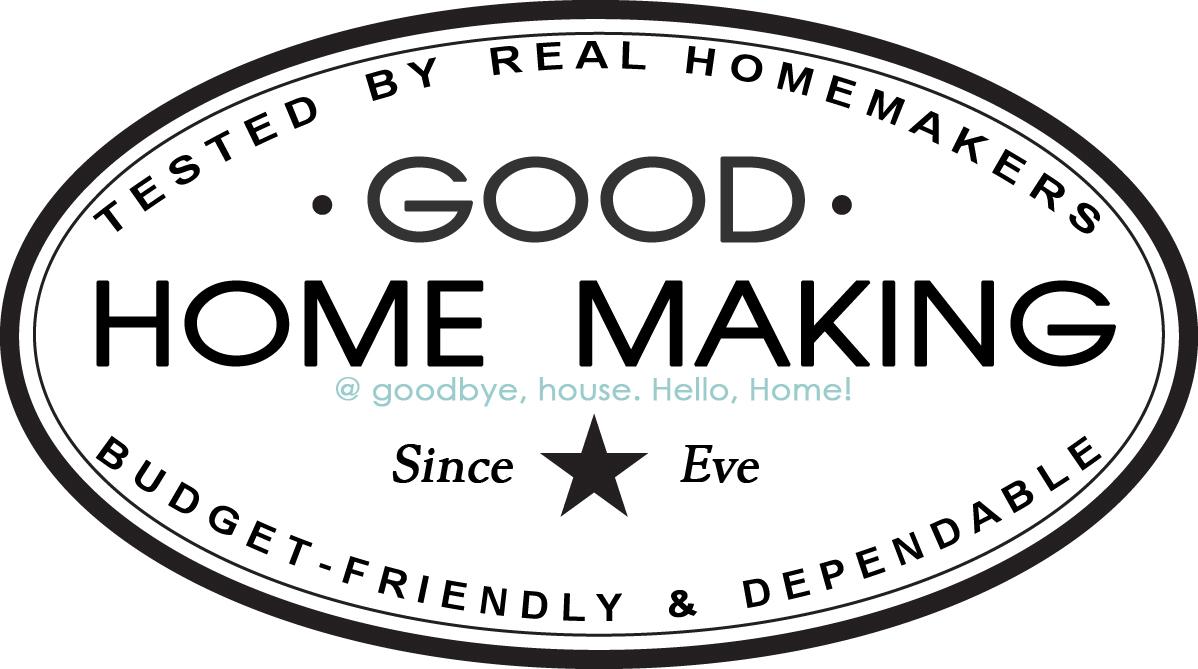 Goodbye house hello home blog good home making seal of good home making seal of approval ikea cookware buycottarizona