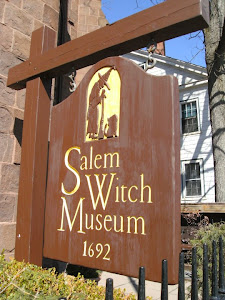 Wandering Wednesday - Salem