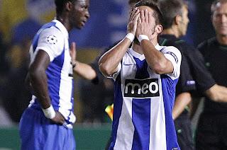Porto quedó eliminado de la Copa de Portugal