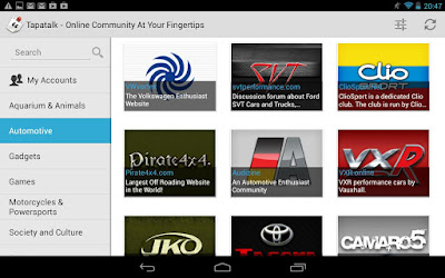 Tapatalk HD .APK 1.2.3 Android [Full] [Gratis]