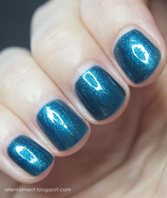 Butter London-Bluey