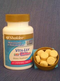 vitalea for children shaklee