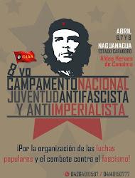 VIII Campamento Nacional de la Juventud Antifascista y Antiimperialista 2018