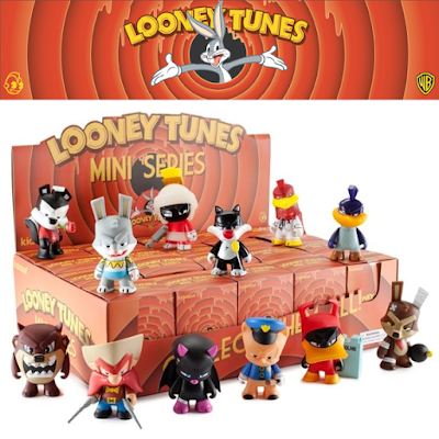 Looney Tunes Mini Figure Blind Box Series by Kidrobot