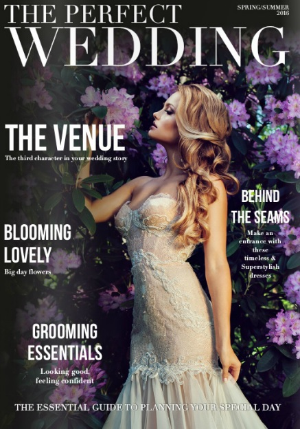 View The Perfect Wedding magazine online here!