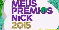 Concurso Meus Prêmios Nick 2015 MPN