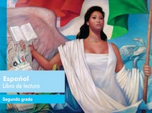 Español libro de lectura Segundo grado 2015-2016 – PDF