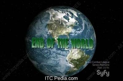 End Of The World 2013 TVRip XviD - SCiFi