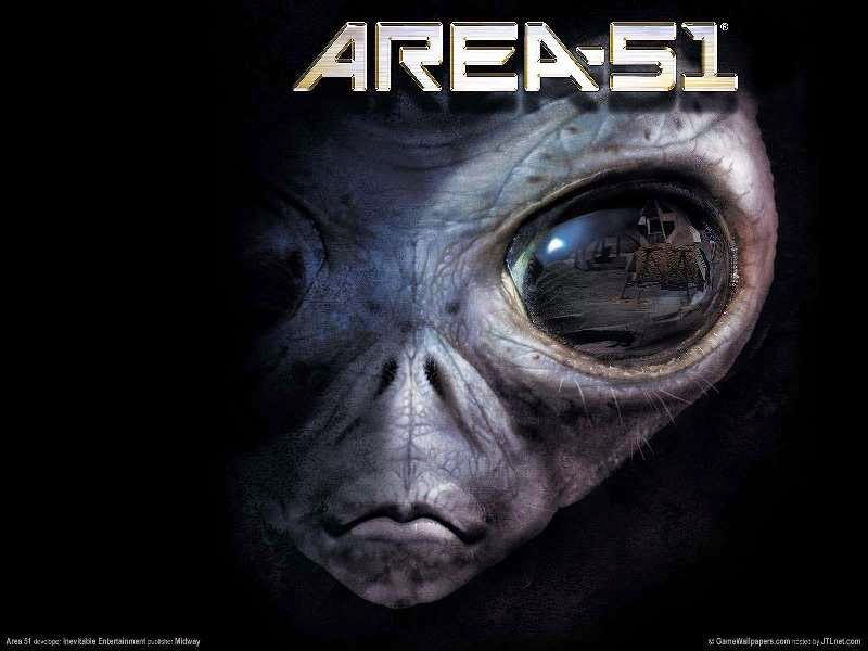Rahasia AREA 51 (Screet)