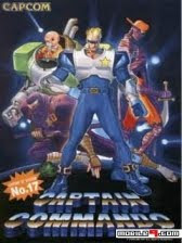Java Game: Captain Commando