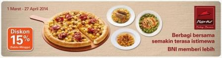 Promo Dining | Restaurant terbaru di PIZZA HUT