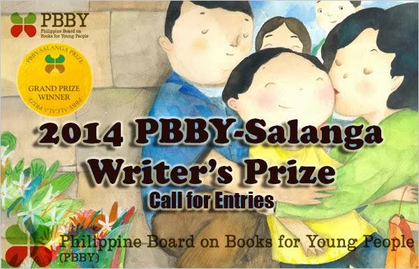 2014 PBBY-Salanga Writer's Prize : Call for Entries