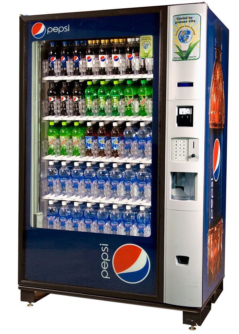 All About Vending Boston Equipment