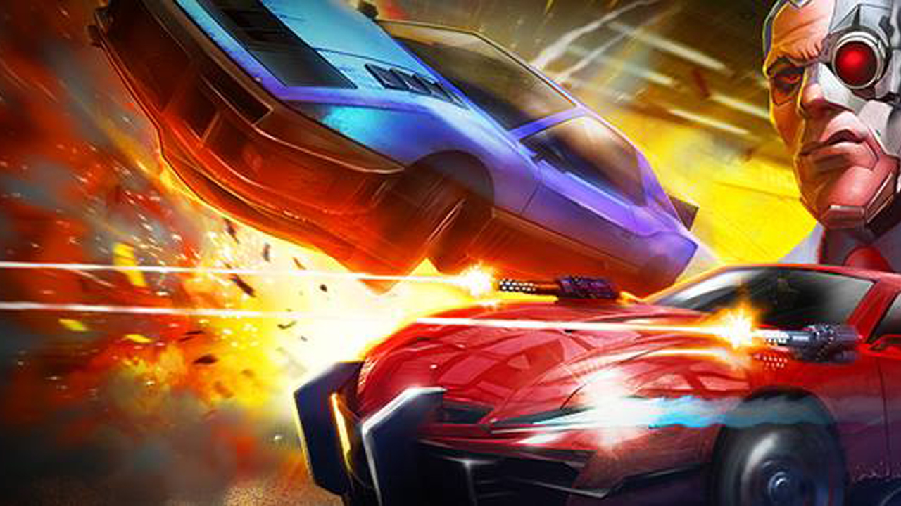 Cyberline Racing Gameplay Android