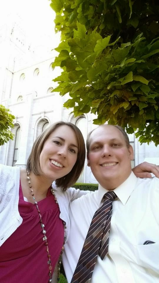 David Scott & Tisha