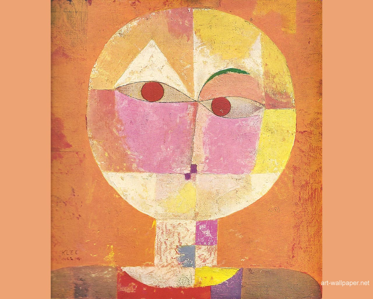 Keeping up with my Joneses: EXPLORE ART project: Paul Klee