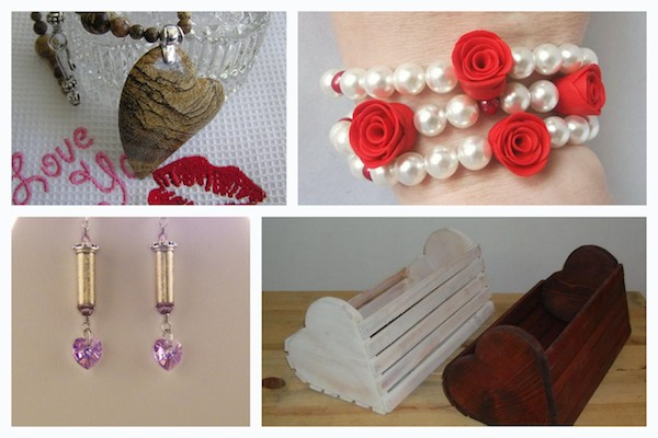 Discover Handmade Valentines January 31