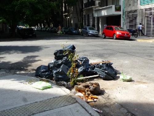 Buenos Aires Raccolta Rifiuti
