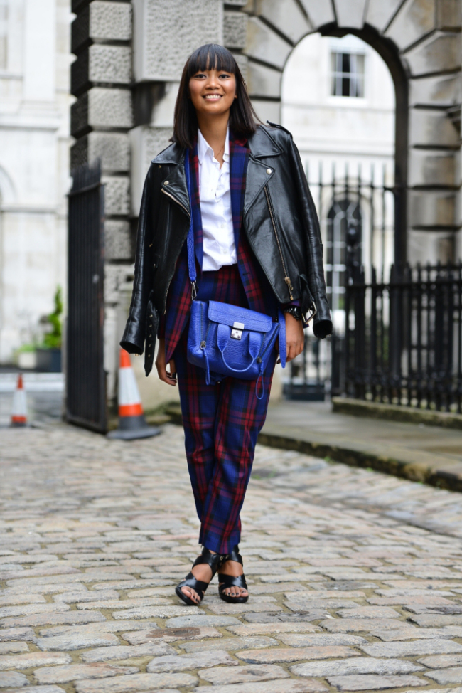 The best of london fashion week street style Girl fashion style london