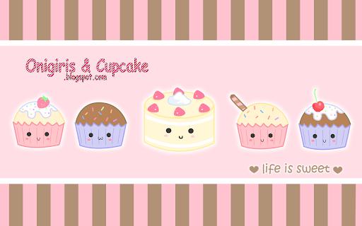 Onigiris & Cupcake - Um blog doce como um cupcake!