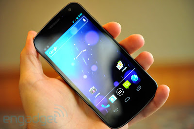 Samsung Galaxy Nexus use Fortified Glass
