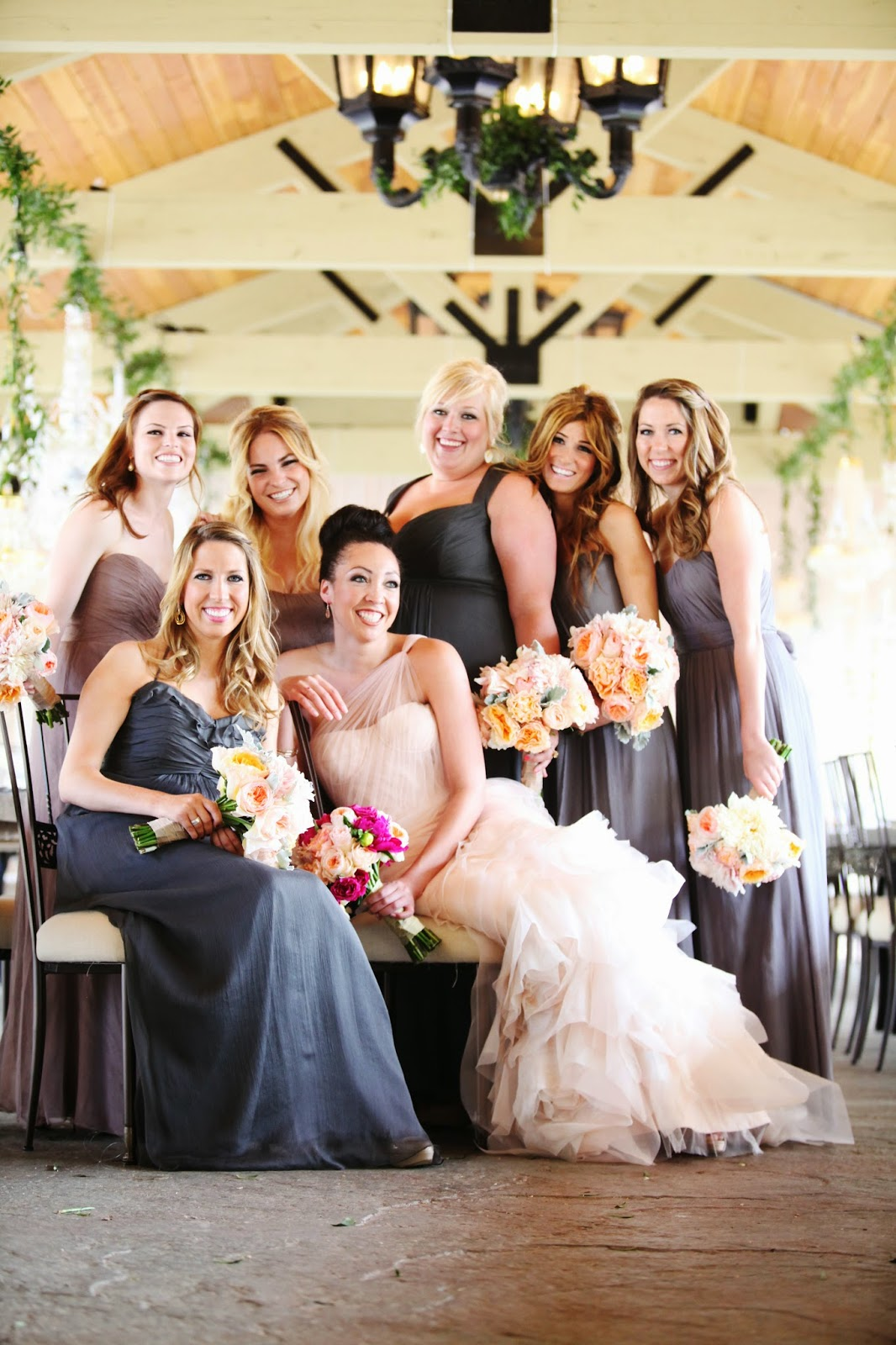 Our Bella Bridesmaids! | Bella Bridesmaids