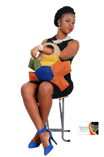 why sit at home doing nothing when you have a skill?- Ewoma Udogri CEO, Woma Artistry