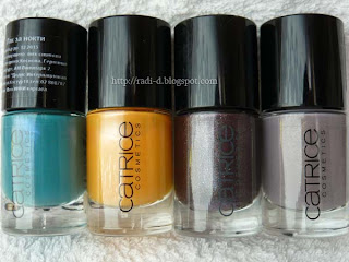 Catrice new polishes