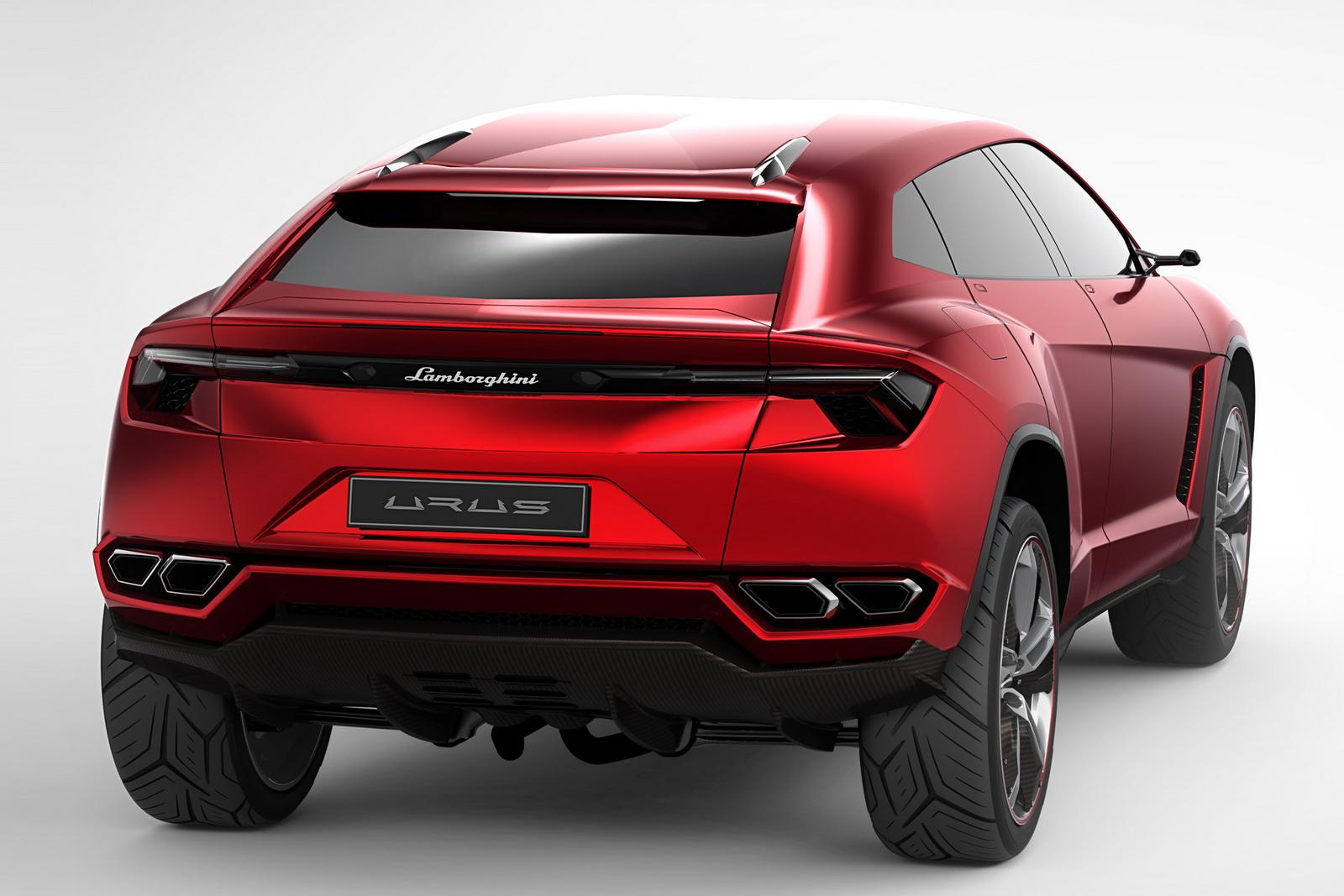 2017 Lamborghini Urus HD Pictures