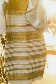 mistério do vestido azul e preto