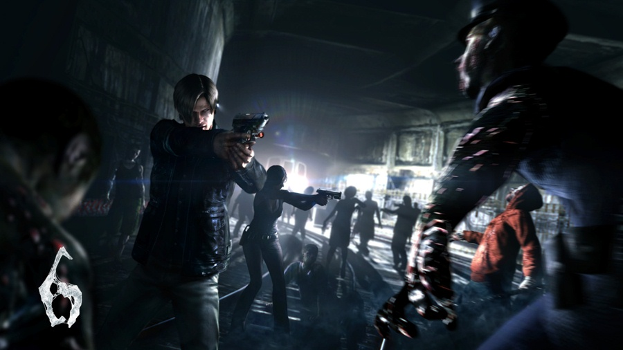 Resident Evil 6 PC Download Poster
