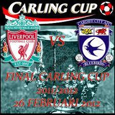 Prediksi pertandingan final carling cup 2011-2012