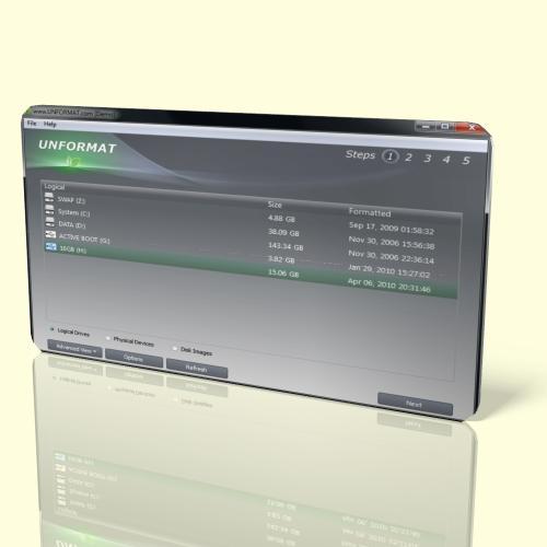 Active Unformat Professional 2.5.3.21 (ENG)