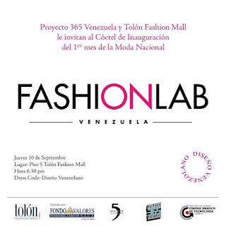 fashion lab venezuela tolon proyecto 365