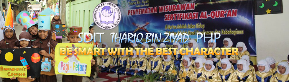 SDIT Thariq Bin Ziyad - Pondok Hijau Permai
