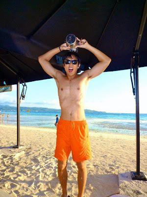 Slater Young shirtless photos