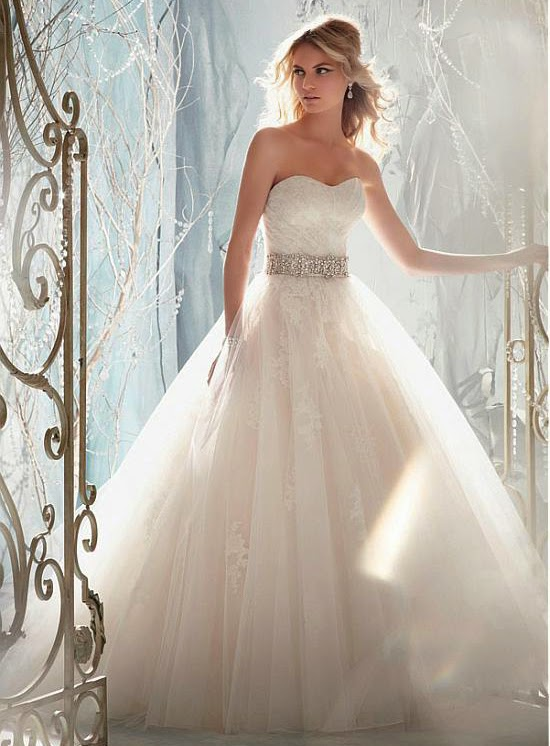 nice wedding dresses - Wedding Decor Ideas