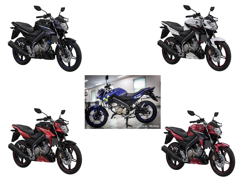 Foto Yamaha New Vixion Facelift