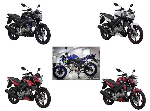 Foto Yamaha New Vixion Advance