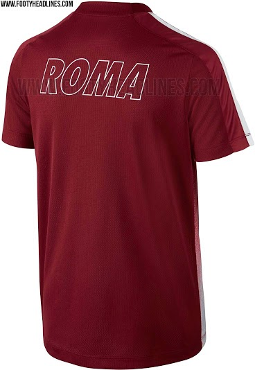 bocoran jersey as roma musim depan gambar lengkap dan walpapaer baju as roma musim depan 2015/2016 kualitas grade ori made in thailand