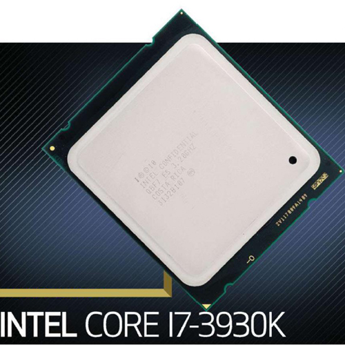 Hexa Core CPU Intel Core i7-3930K