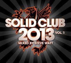 Baixar CD Solid Club Vol. 1 (Mixed By Steve Watt) (2013) Download