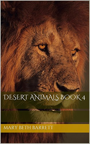 Desert Animals Book 4