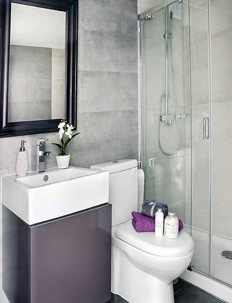 Sua Casa do Seu Jeito Banheiros, lindos, chique, modernos e rústicos -> Banheiro Simples E Lindos