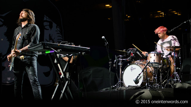 Death From Above 1979 at Nathan Phillips Square July 12, 2015 Panamania Pan Am Games Photo by John at One In Ten Words oneintenwords.com toronto indie alternative music blog concert photography pictures
