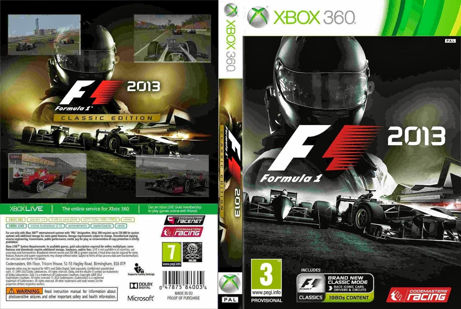 Xbox 360 Games 2013 : Ruy games f em português